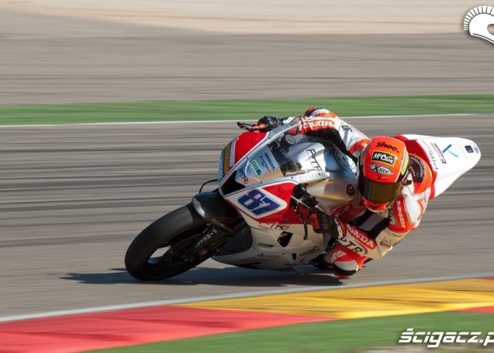 Honda World Supersport Aragon