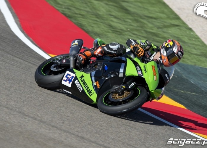 Kenan Sofuoglu World Supersport Aragon