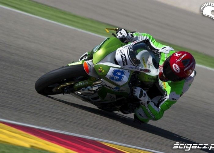 Luca Scassa World Supersport Aragon