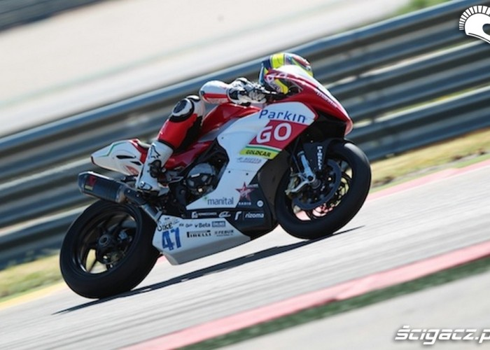 MVAgusta World Supersport Aragon