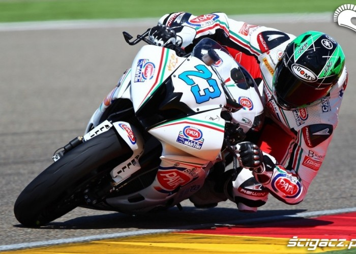 Pata Racing World Supersport Aragon