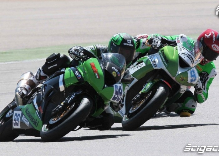 World Supersport Aragon