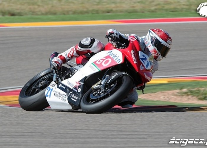 World Supersport Aragon Agusta