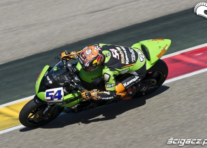 World Supersport Aragon Sofuoglu