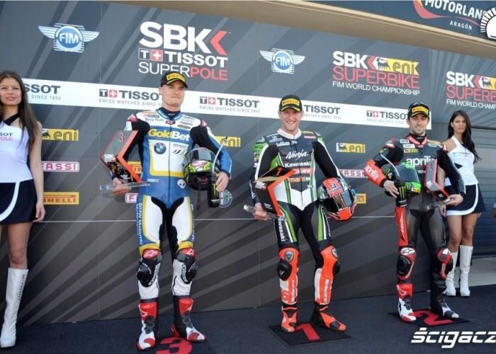 Dziewczyny superpole SBK Motorland Aragon 2013