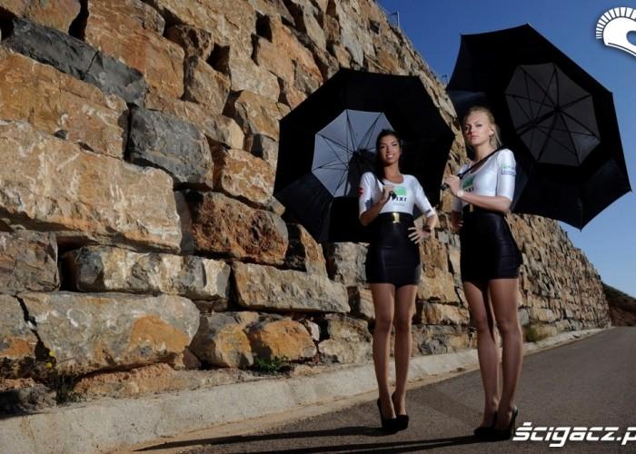 SBK Motorland Aragon 2013 dziewczyny suzuki