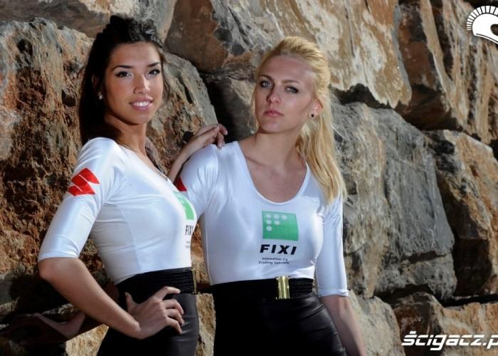 SBK Motorland Aragon girls