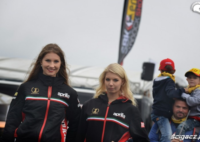 dziewczyny WSBK Nurburgring