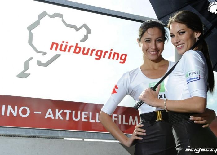kobiety WSBK Nurburgring