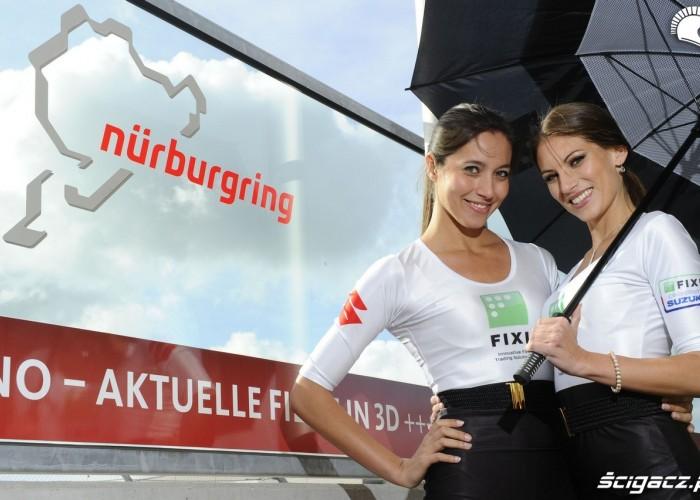 paddock girls sbk nurburgring