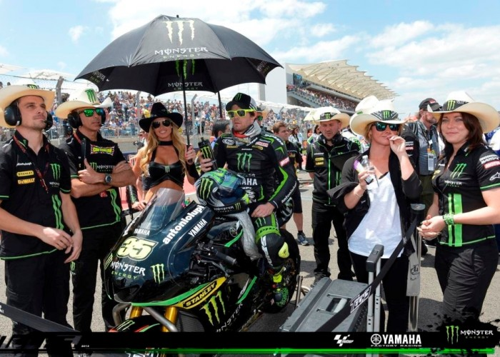 Crutchlow Grand Prix of Americas Austin USA 2013