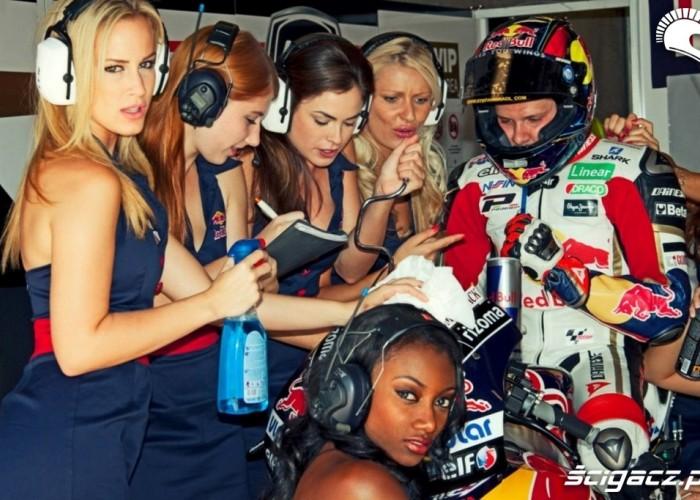 Grand Prix of Americas Austin USA 2013 dziewczyny