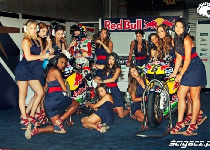 Modelki Grand Prix of Americas 2013