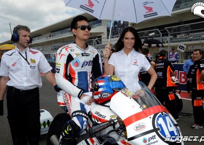 Moto2 Grand Prix of Americas Austin 2013