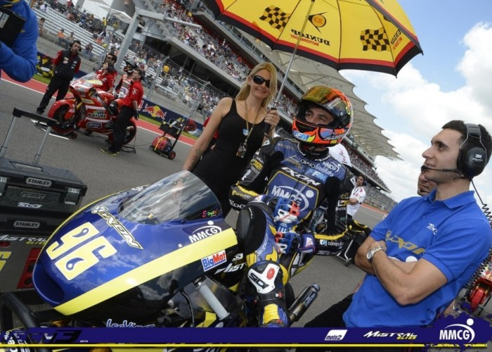 Moto2 Grand Prix of Americas Austin USA 2013