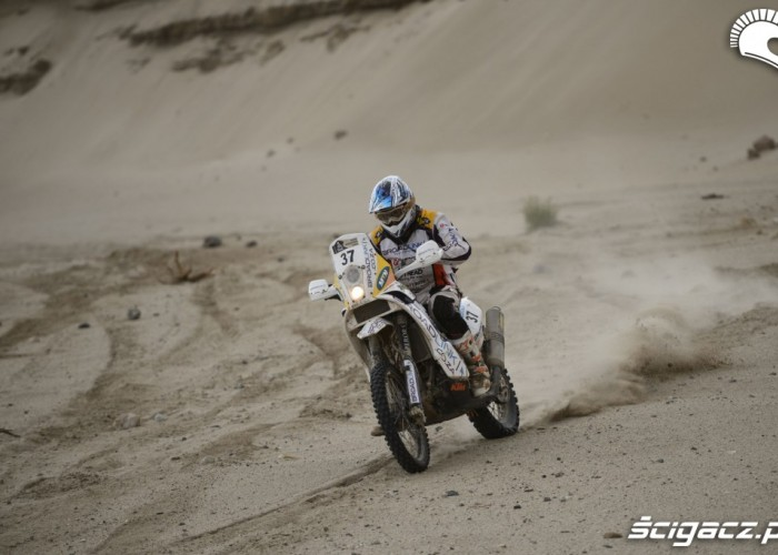 Dakar pustynia