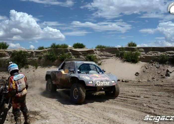 samochod Dakar