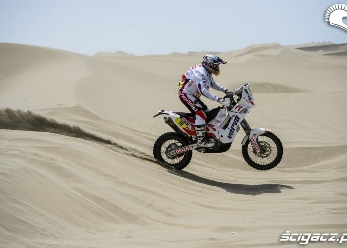 35 Dakar Rally 2013 Orlen Team