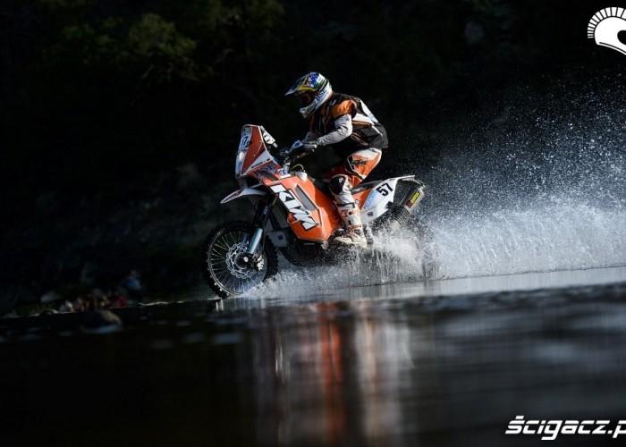 Ben Grabham Etap 10 Dakar 2013