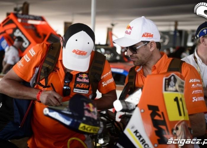 Biurokracja Dakar Rally 2013
