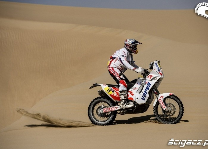Czachor 35 Dakar Rally 2013