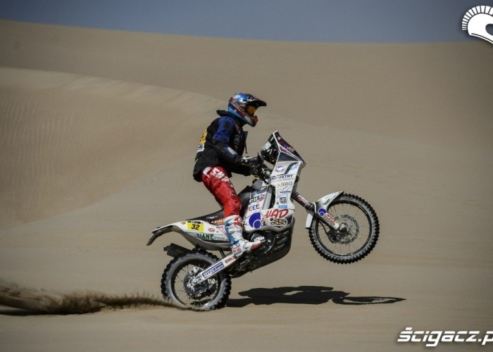Dakar 2013 KTM