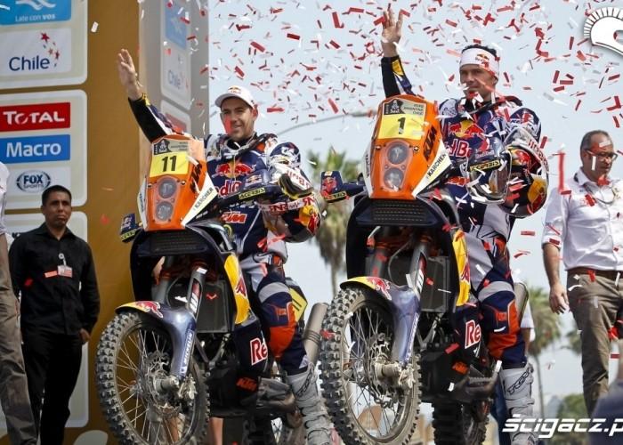 Dakar Rally 2013 start
