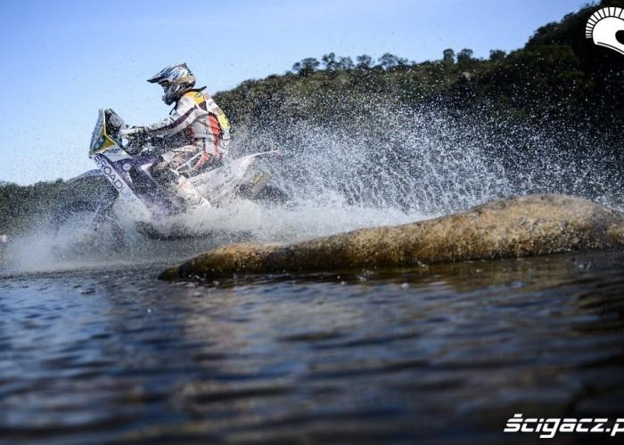 Darryl Curtis Etap 10 Dakar 2013