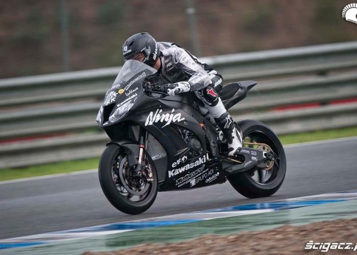 Baz Testy WSBK Jerez 2013
