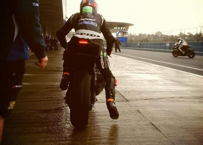Boksy Testy WSBK Jerez