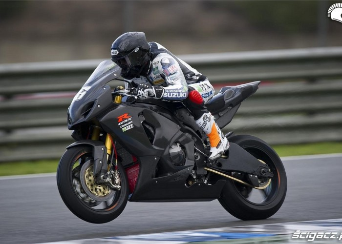 Cluzel Testy WSBK Jerez 2013