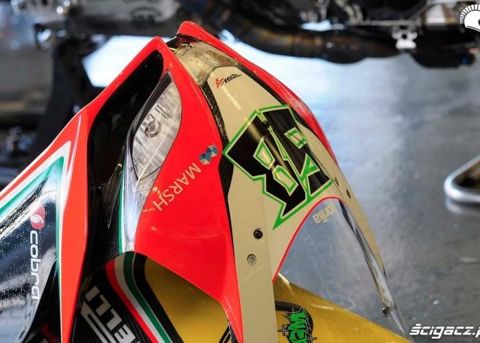 Czacha Testy WSBK Jerez 2013