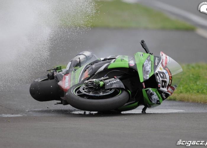 18 gaszenie motocykla