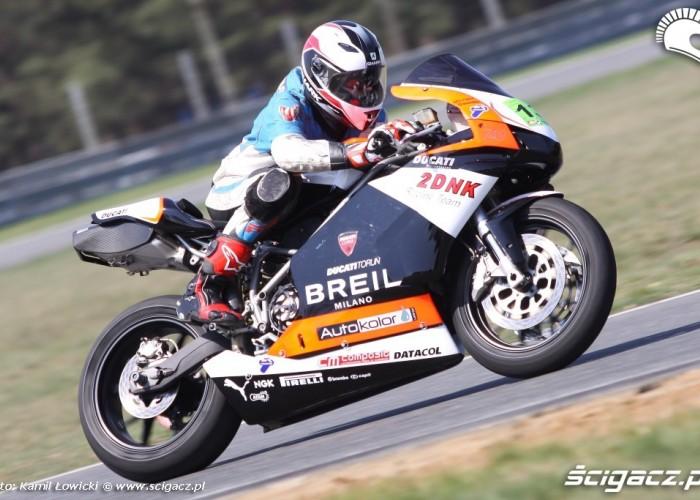 Ducati999 speedday tor poznan