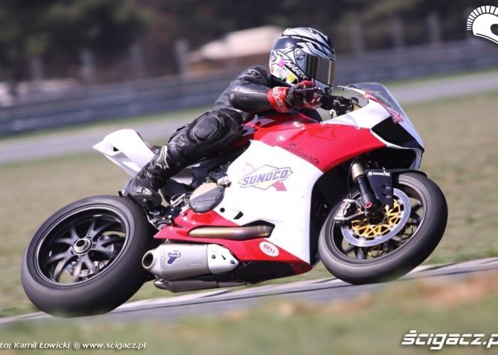 Ducati speed day tor poznan