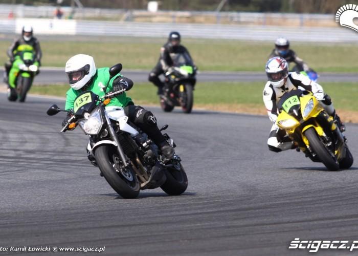 Grupa zielona speed day tor poznan 2013