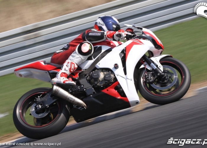 Honda speed day tor poznan