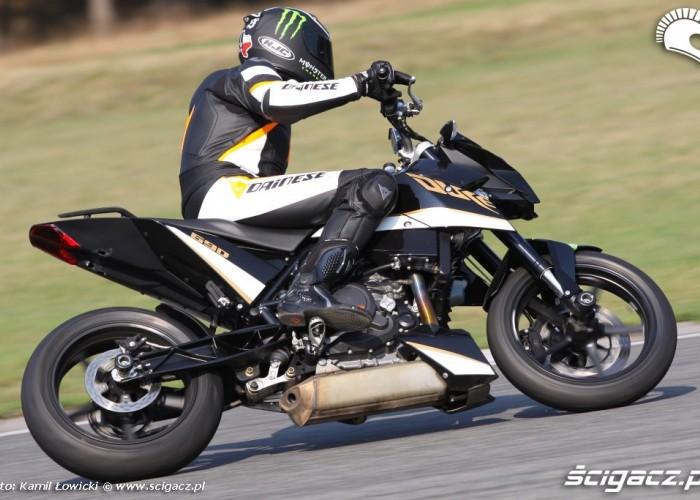 KTM speed day tor poznan kwiecien 2013