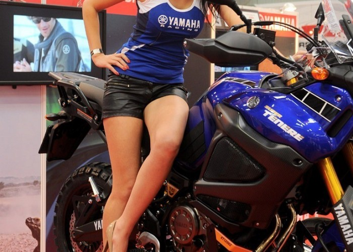 Yamaha laska