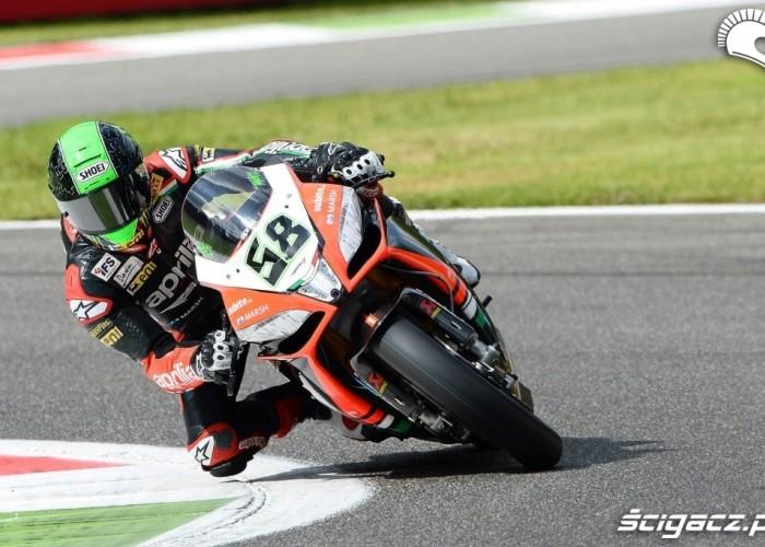 Aprilia Superbike Monza 2013