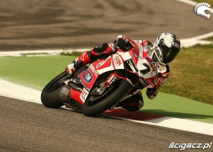 Carlos Checa WSBK Monza 2013