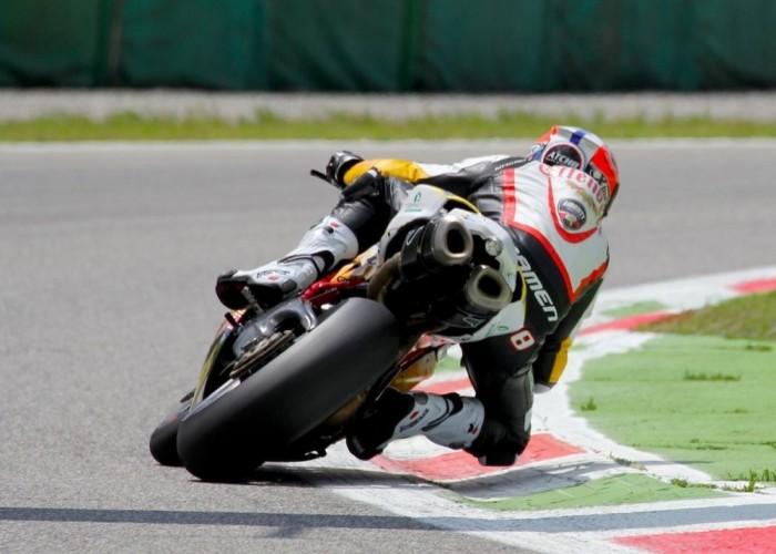 Effenbert Team WSBK Racing Monza 2013