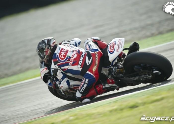 Ekipa Hondy WSBK Racing Monza 2013