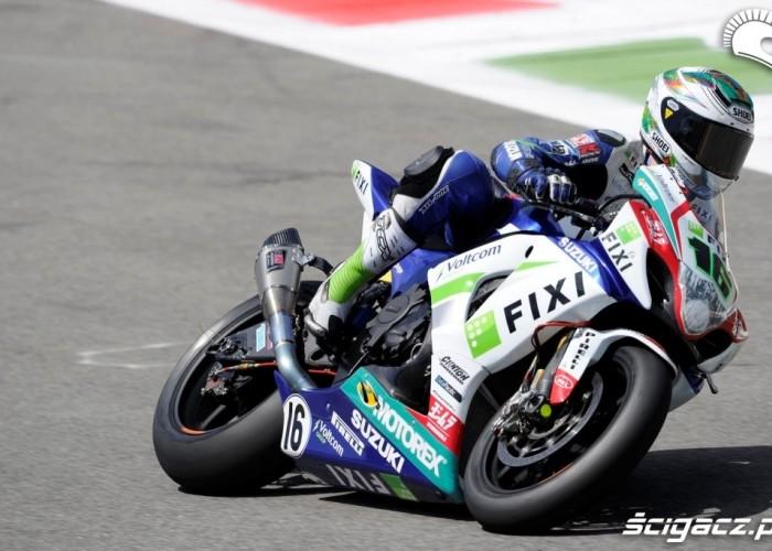 GSXR1000 WSBK Monza 2013