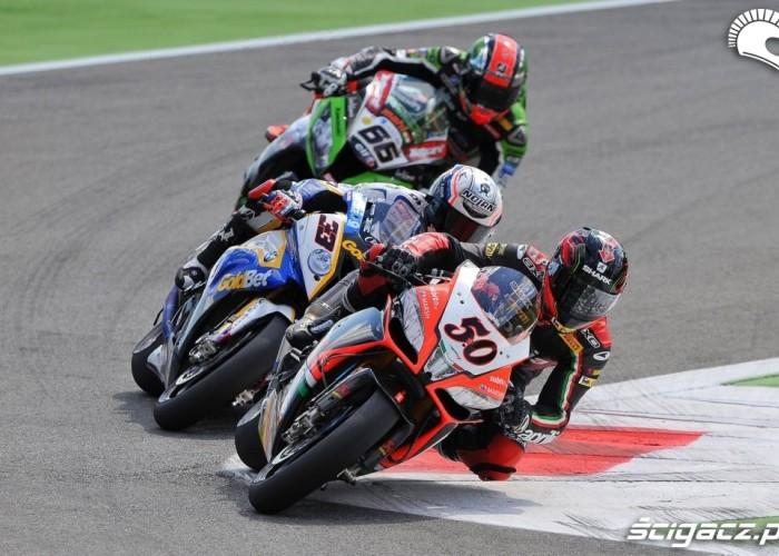 Guintoli Melandri Superbike Monza 2013