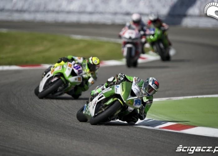 Kawasaki WSBK Supersport Monza 2013