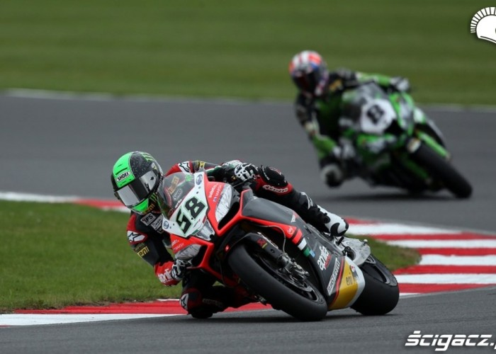 Eugene Laverty Superbike Silverstone