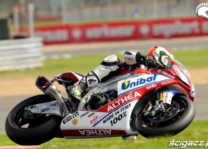 Giugliano Superbike Silverstone 2013