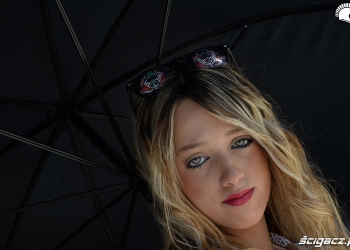 Blond fale Imola 2013 dziewczyny
