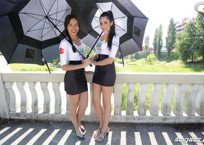 Imola 2013 hostessy